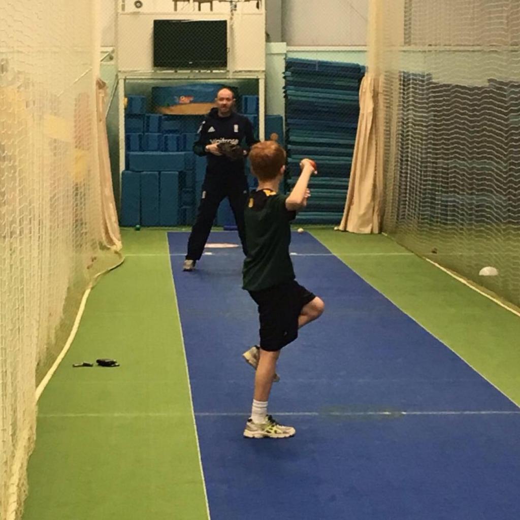ECB Coach Visits Guernsey