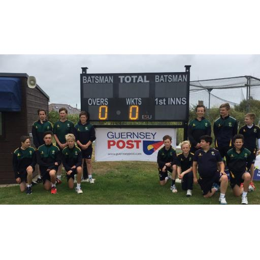 Great weekend for Guernsey Cricket